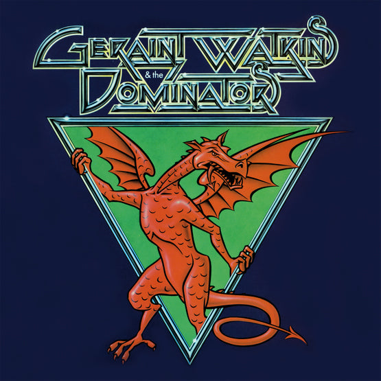 Geraint Watkins - Geraint Watkins & the Dominators (RSD 2020 Drop Three) 2LP Red/Green Colour Vinyl Record Album