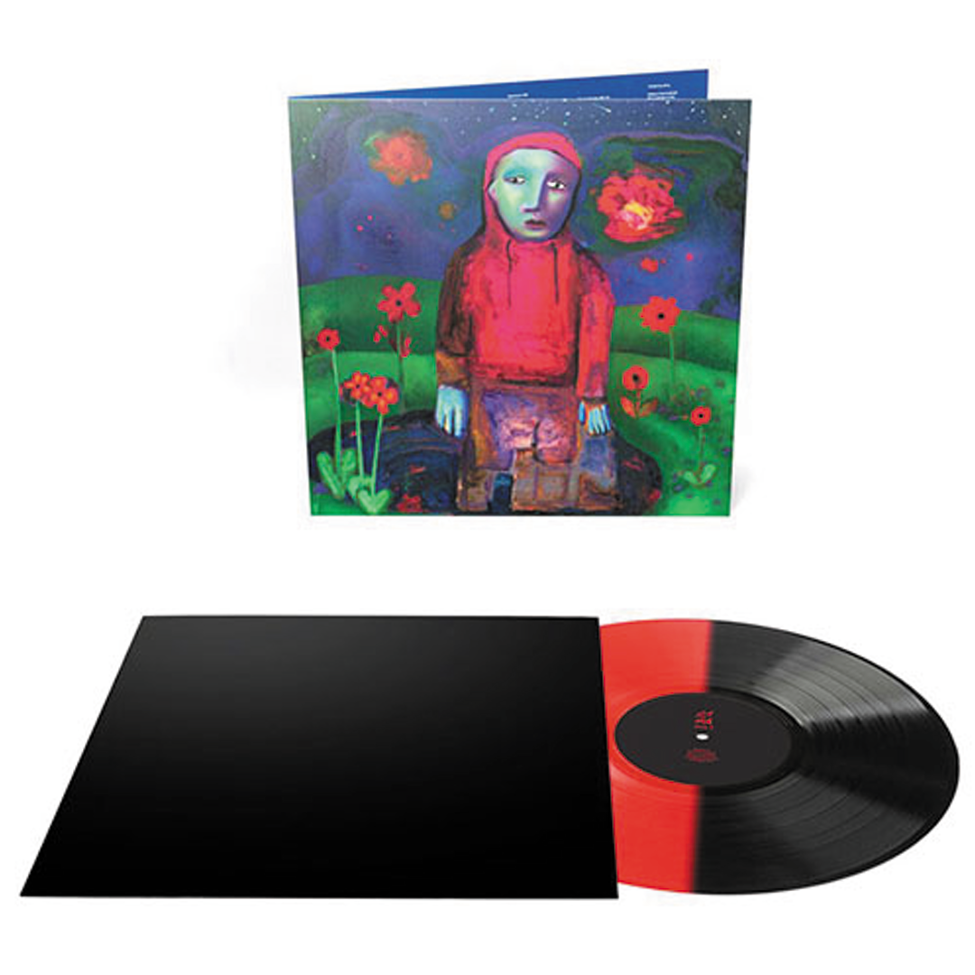 Girl In Red ‎– If I Could Make It Go Quiet Limited Edition Black/Red Split Colour Vinyl Record Album