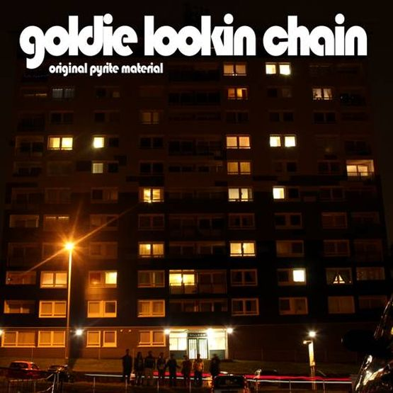 Goldie Lookin Chain - Original Pyrite Material (RSD 2020 Drop One) Gold Colour Vinyl Record Album