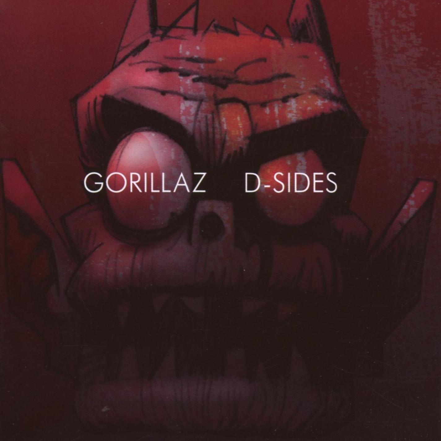 Gorillaz - D-Sides (RSD 2020 Drop One) 3LP 180g Vinyl Record Album