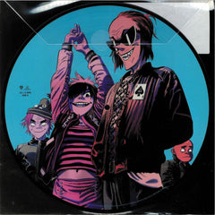 Gorillaz - The Now Now Limited Edition Picture Disc Vinyl Record Album