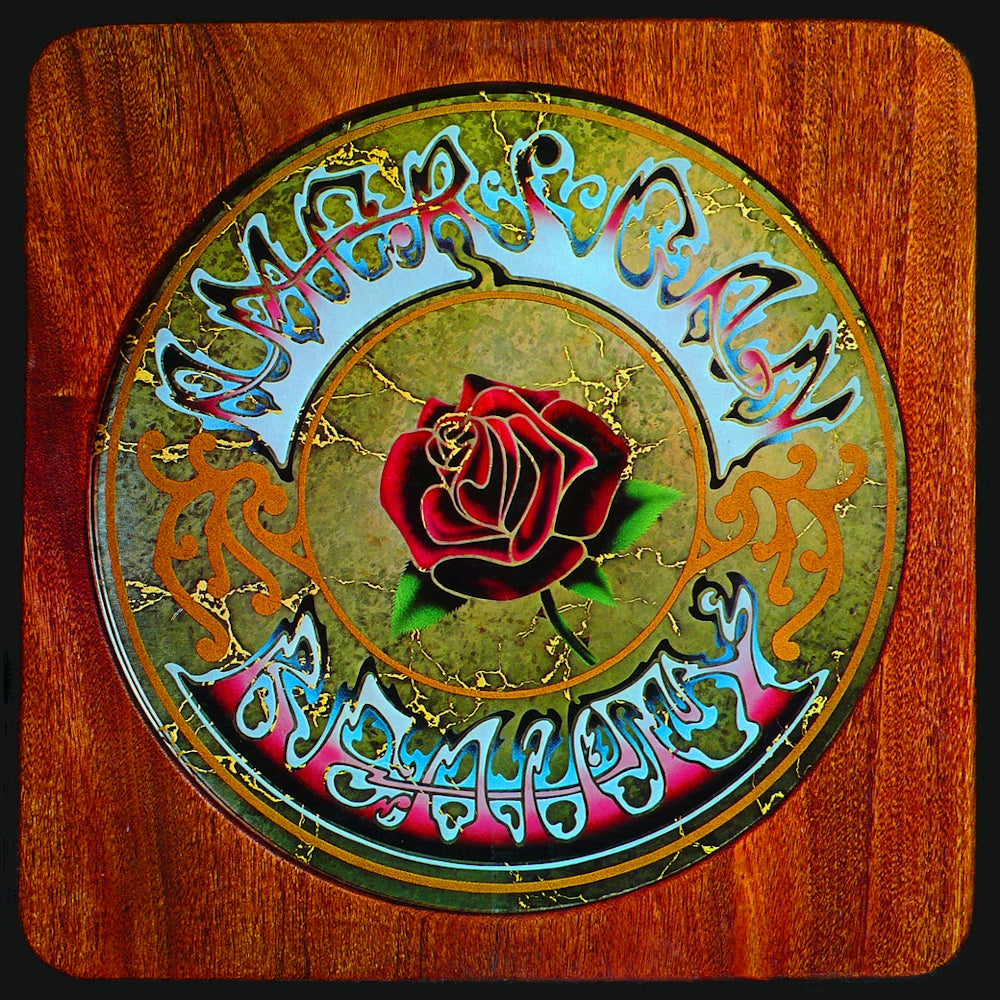 Grateful Dead- American Beauty (50th Anniversary) Picture Disc Vinyl Record Album