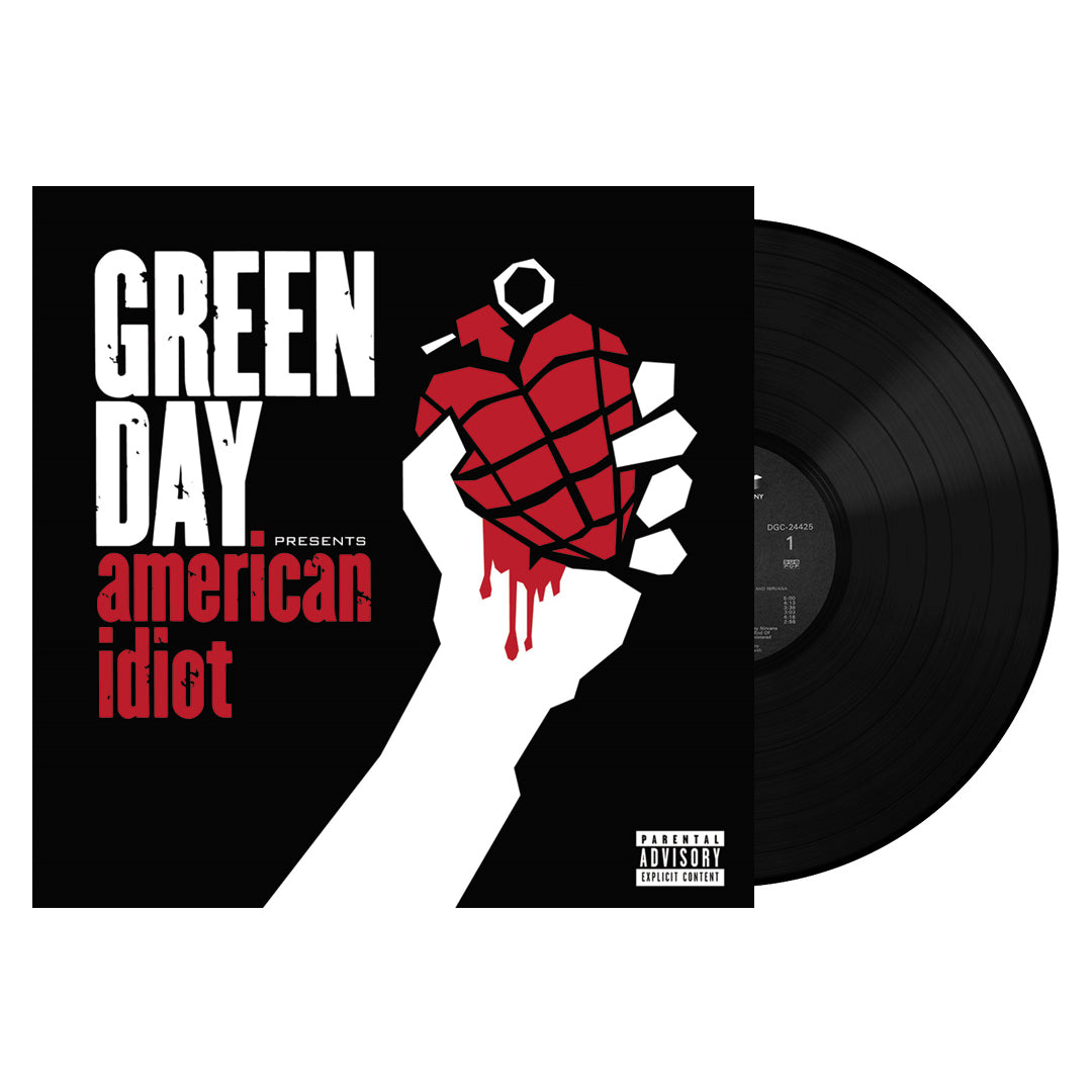 Green Day ‎– American Idiot 2LP Vinyl Record Album