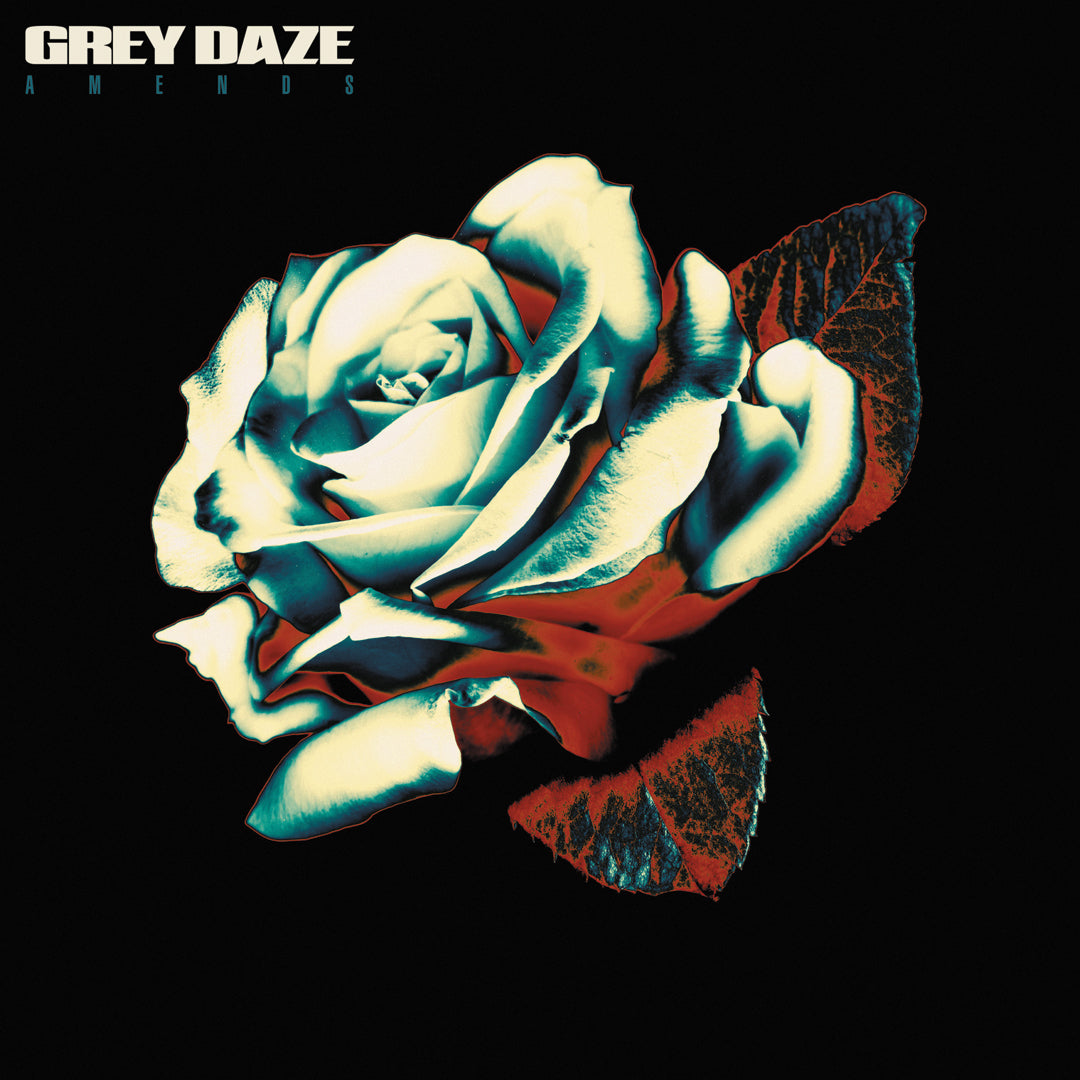 Grey Daze - Amends Blue Colour Vinyl Record Album