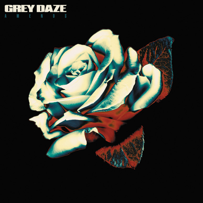Grey Daze - Amends Limited Edition Black & White Splatter Vinyl + 60pg Booklet & CD