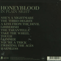 Honeyblood - In Plain Sight Indie CD Album, CD, X-Records