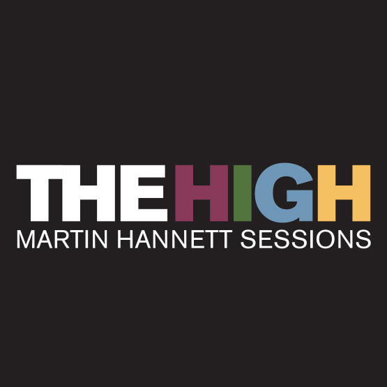 The High - Unreleased Martin Hannet Sessions for Somewhere Soon (RSD 2020 Drop One) White Colour Vinyl Record