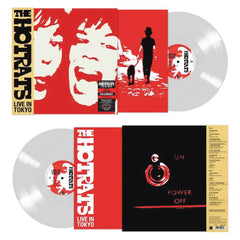 The Hotrats - Live In Tokyo 180g Clear Colour Vinyl Record Album