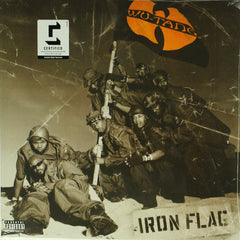 Wu-Tang Clan ‎– Iron Flag 180g 2LP Vinyl Record Reissue