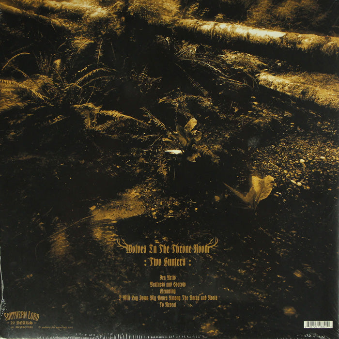 Wolves In The Throne Room ‎– Two Hunters 2LP Vinyl Record