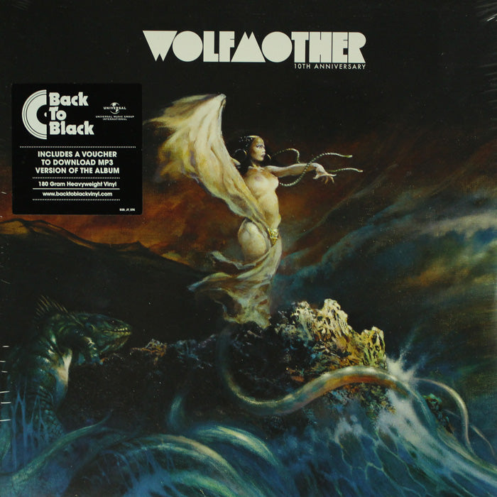 Wolfmother ‎– Wolfmother Special Edition 180g Vinyl Record