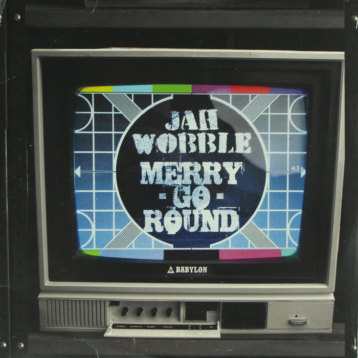 "Jah Wobble – Merry Go Round 10"" Vinyl Record EP, Vinyl, X-Records"