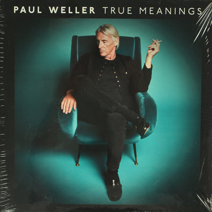Paul Weller ‎– True Meanings 2LP Vinyl Record Album