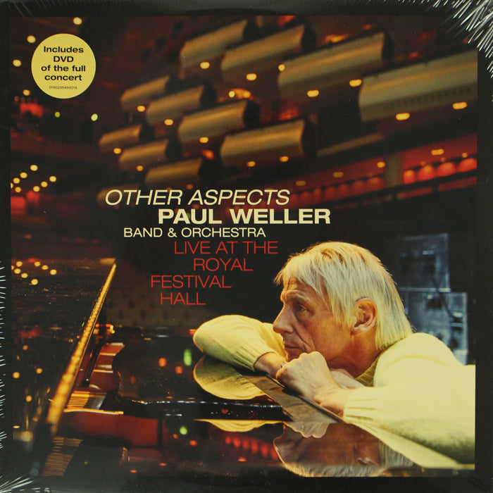 Paul Weller ‎– Other Aspects (Live At The Royal Festival Hall) 3LP Vinyl Album + DVD
