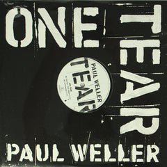 "Paul Weller ‎– One Tear Limited Edition 12"" Vinyl Record"