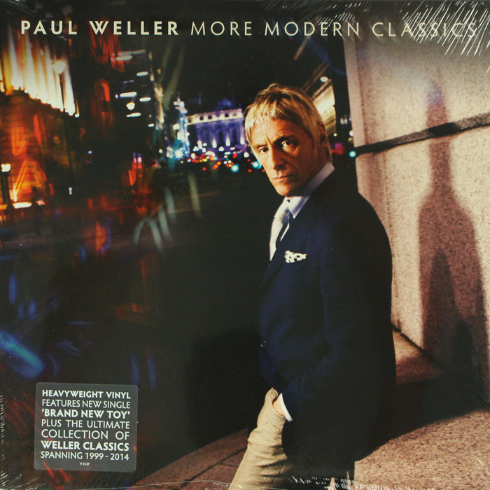 Paul Weller ‎– More Modern Classics 2LP Vinyl Record Album