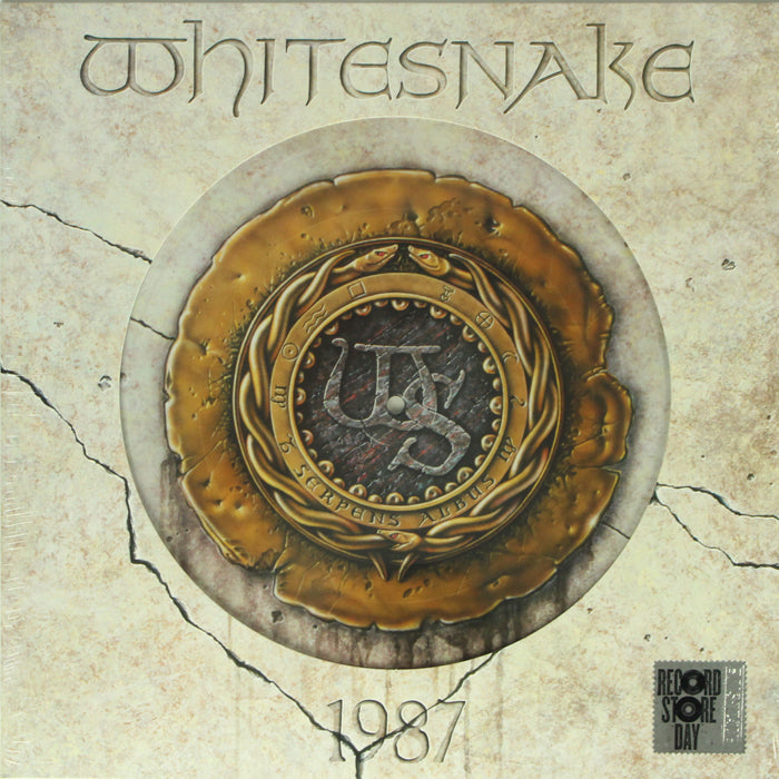 Whitesnake ‎– 1987 30th Anniversary RSD Limited Edition Picture Disc Vinyl Record