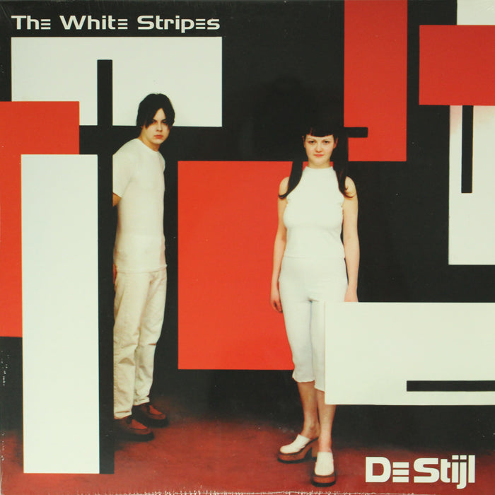 The White Stripes ‎– De Stijl 180g Vinyl Record Album Reissue, Vinyl, X-Records