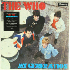 The Who ‎– My Generation 2LP Vinyl Record Album Reissue