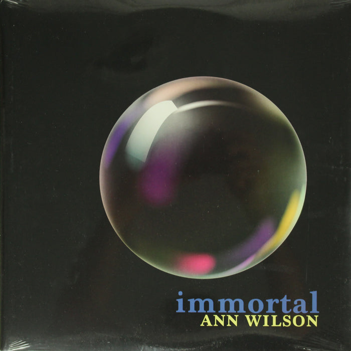 Ann Wilson ‎– Immortal 2LP 180g Vinyl Record Album