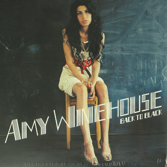 Amy Winehouse ‎– Back To Black 180g Vinyl Record Album