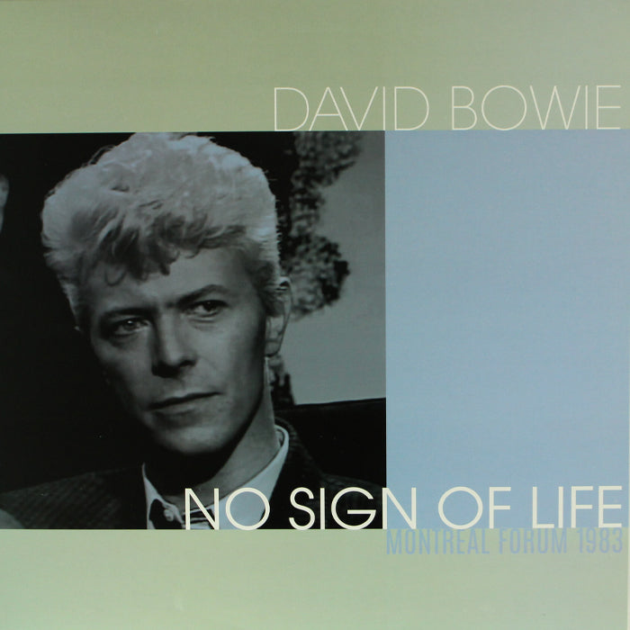 David Bowie - No Sign Of Life Montreal Forum 1983 180g Colour Vinyl Record