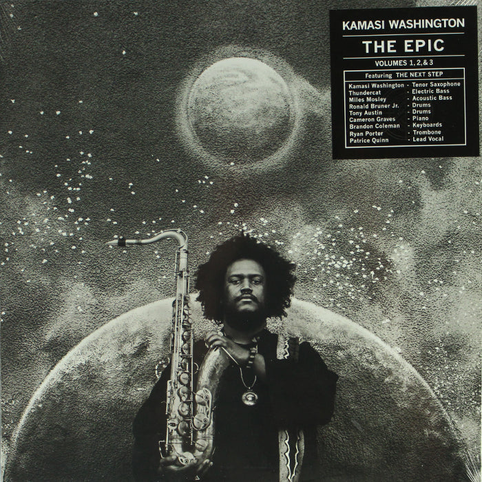 Kamasi Washington - The Epic 3LP 180g Vinyl Record Boxset