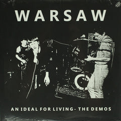 Warsaw (Joy Division)  ‎– An Ideal For Living Demos Vinyl Record Album