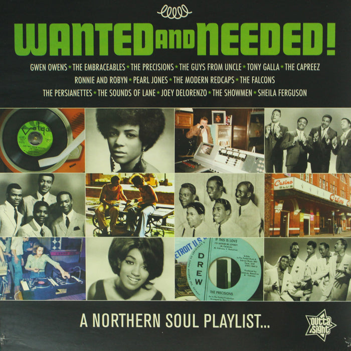 Various ‎– Wanted And Needed Vinyl Record Album