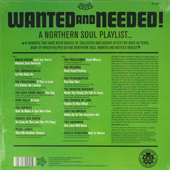 Various ‎– Wanted And Needed Vinyl Record Album, Vinyl, X-Records