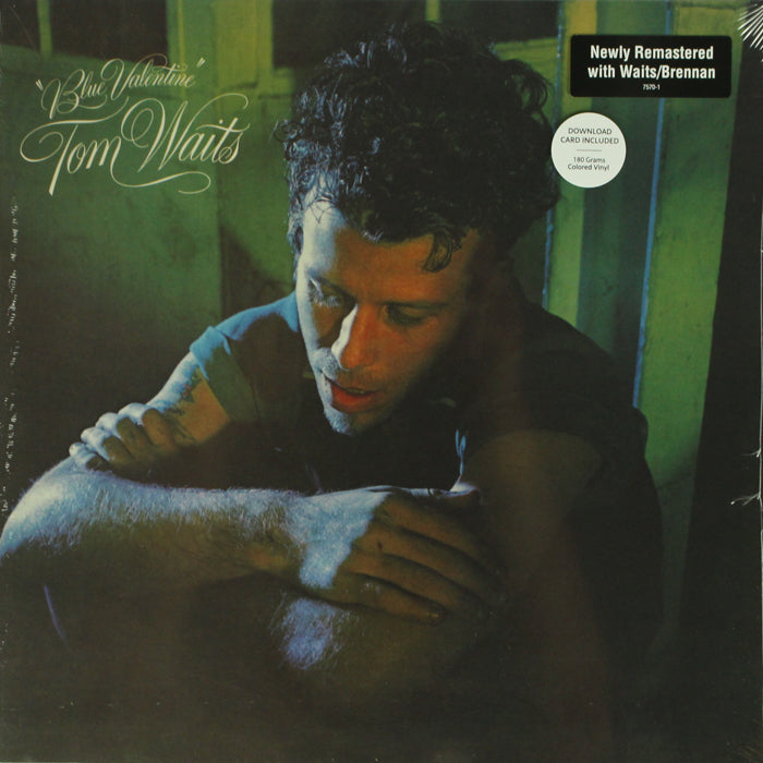Tom Waits ‎– Blue Valentine Limited Edition 180g Colour Vinyl Record Album