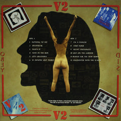 V2 – At The Edge Of Chaos Vinyl Record Album, Vinyl, X-Records
