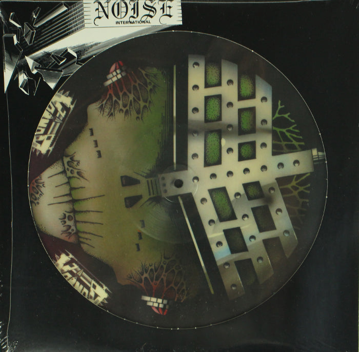 Voïvod ‎– Too Scared To Scream RSD Picture Disc Vinyl Record