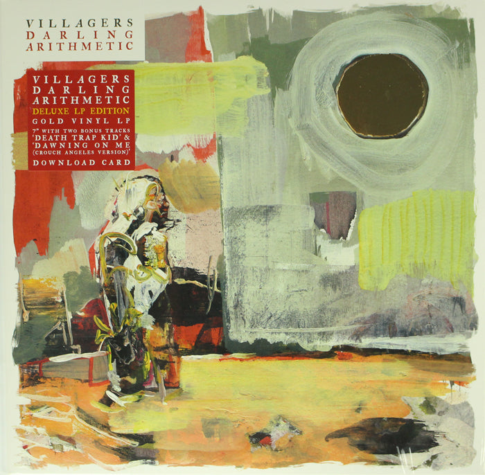 Villagers  ‎– Darling Arithmetic Limited Edition Colour Vinyl Record Album + 7""