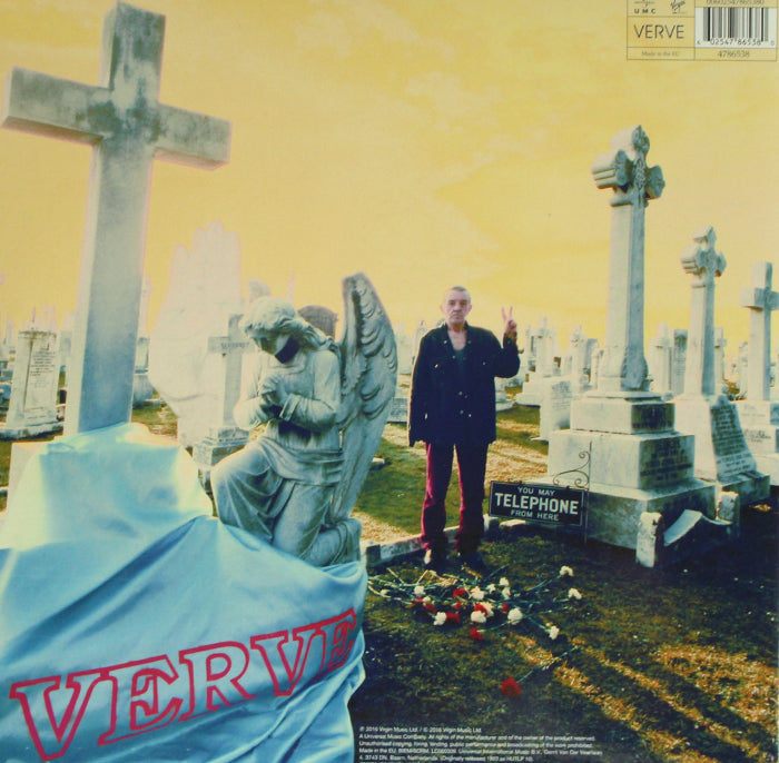 Verve ‎– A Storm In Heaven 180g Vinyl Record Album Reissue