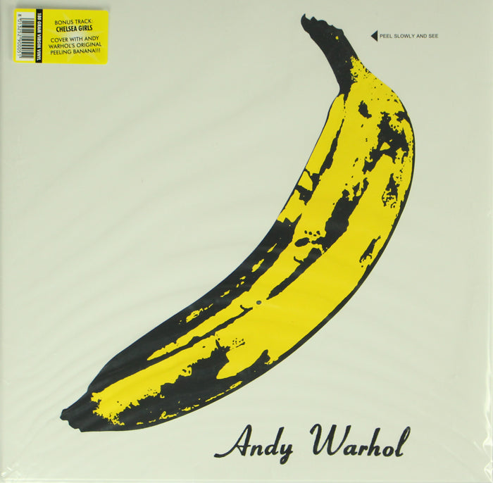 The Velvet Underground & Nico ‎– Selftitled 180g Limited Edition Vinyl Record Album, Vinyl, X-Records