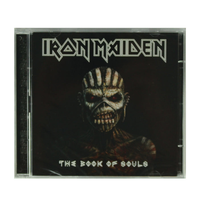 Iron Maiden ‎– The Book Of Souls CD Album, CD, X-Records
