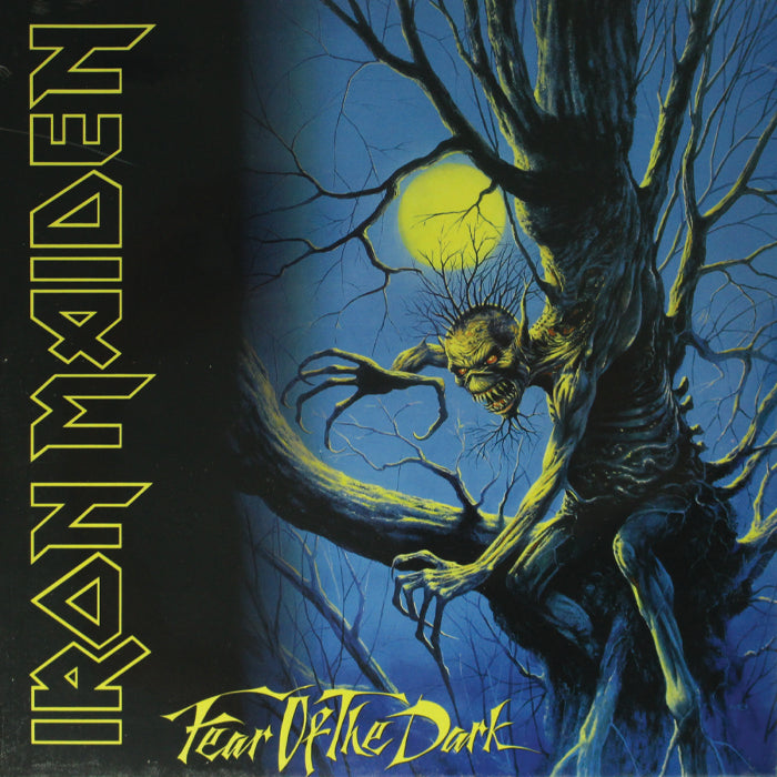 Iron Maiden ‎– Fear Of The Dark 2LP 180g Vinyl Record Album, Vinyl, X-Records