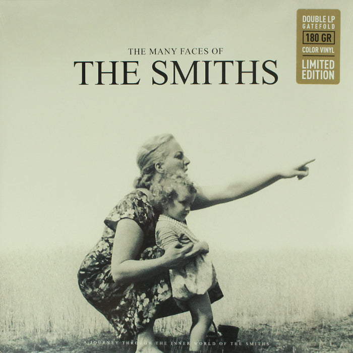 The Smiths ‎– The Many Faces Of The Smiths Marble Colour 180g Vinyl Record Album, Vinyl, X-Records