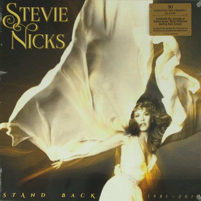 Stevie Nicks ‎– Stand Back 1981-2017 6LP Vinyl Record Album Boxset, Vinyl, X-Records