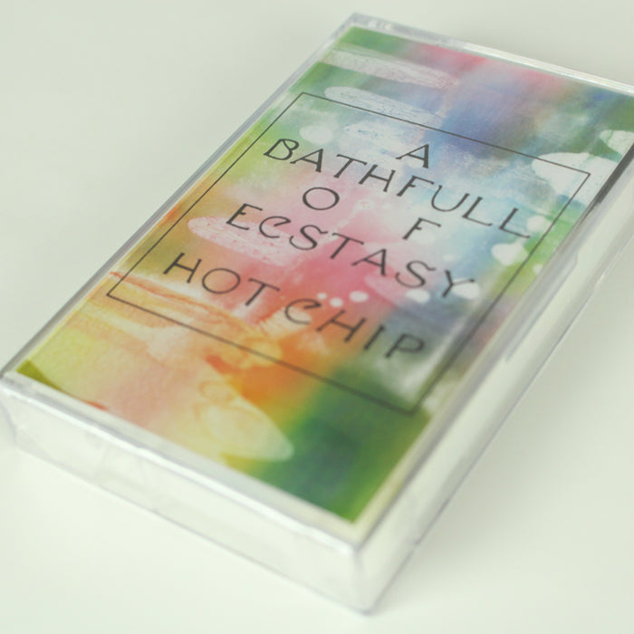 Hot Chip ‎– A Bath Full Of Ecstasy Album Cassette, Cassette, X-Records