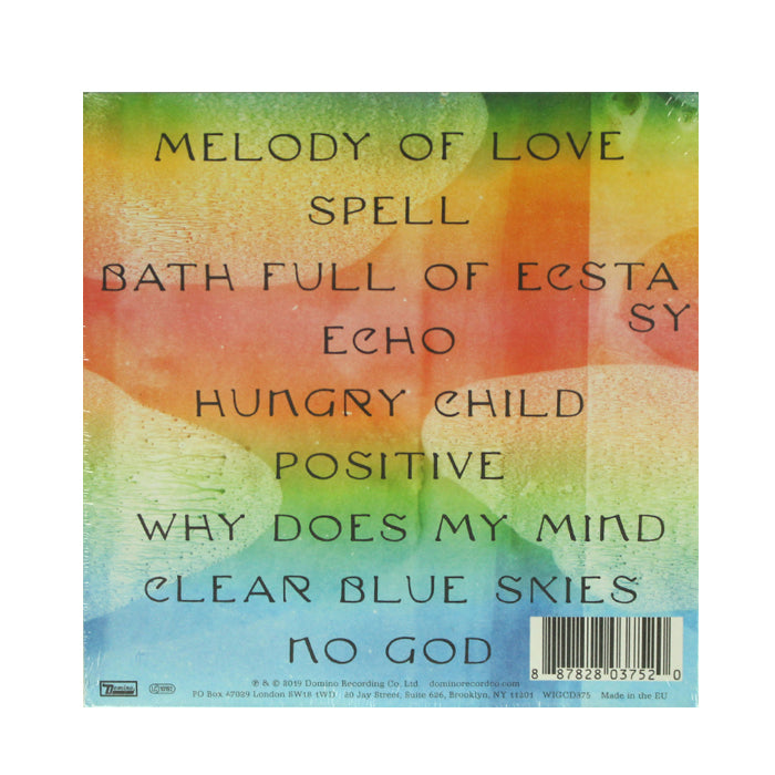 Hot Chip ‎– A Bath Full Of Ecstasy CD Album, CD, X-Records