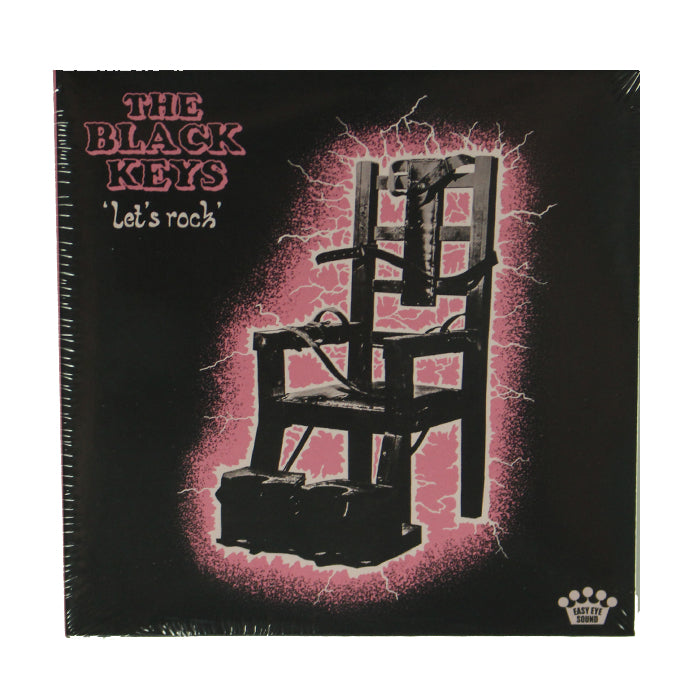 The Black Keys ‎– Let's Rock Softpak CD Album, CD, X-Records