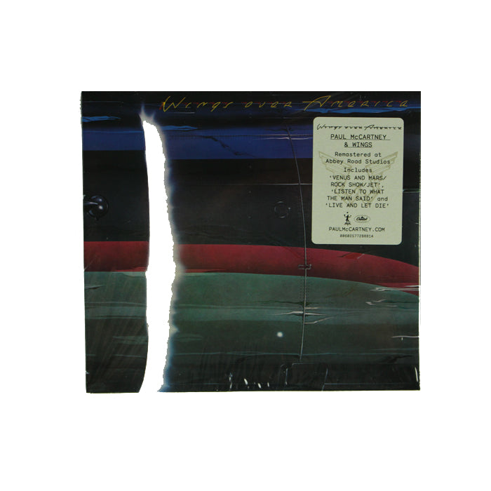 Paul McCartney & Wings - Wings Over America 2CD Album, CD, X-Records