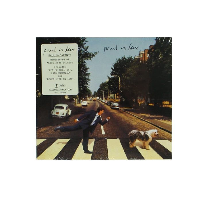 Paul McCartney - Paul is Live CD Album, CD, X-Records