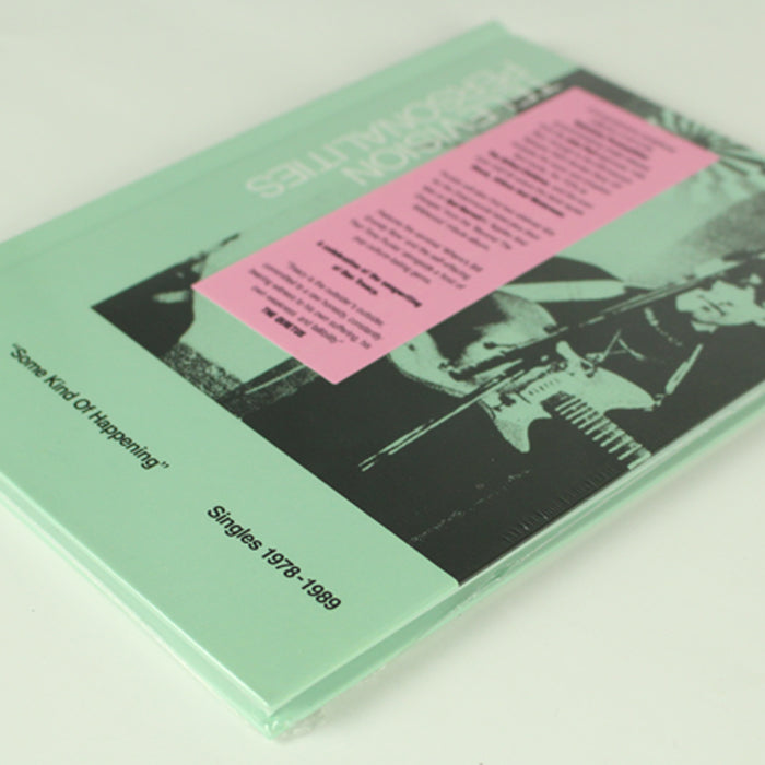 Television Personalities - Some Kind Of Happening: Singles 1978-1989 CD Bookpack, CD, X-Records