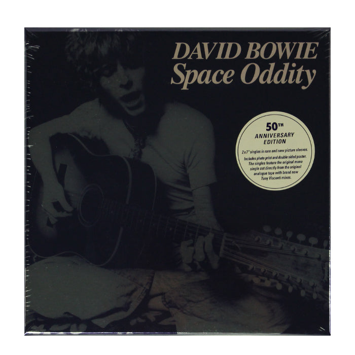 "David Bowie - Space Oddity 50th Anniversary 2 x 7"" Vinyl Record Boxset, Vinyl, X-Records"