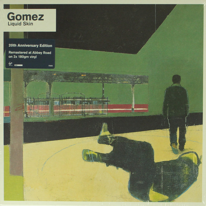 Gomez - Liquid Skin (20th Anniversary Edition) 2LP 180g Vinyl Record Album, Vinyl, X-Records