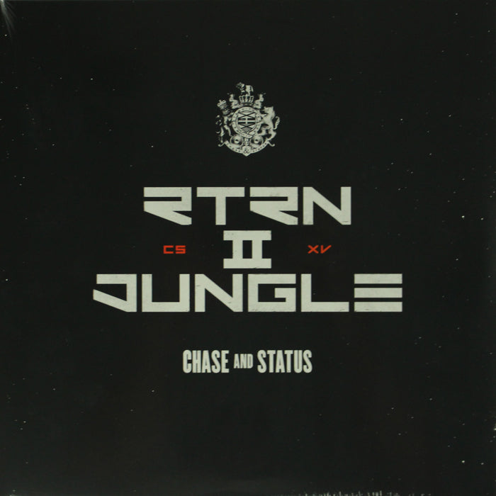 Chase & Status – RTRN II JUNGLE Vinyl Record Album, Vinyl, X-Records