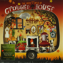 Crowded House - The Very Very Best Of Crowded House 2LP 180g Vinyl Record Album, Vinyl, X-Records